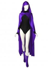 Raven DC Comics Female Superhero Cosplay Costume