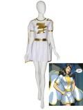 Mary Marvel Suit Shazam Family Mary Batson Superhero Costume