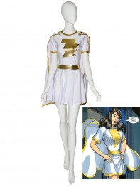 Mary Marvel Suit Shazam Family Mary Batson Superhero Costume