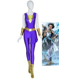 Darla Dudley Suit Shazam Family Cosplay Costume