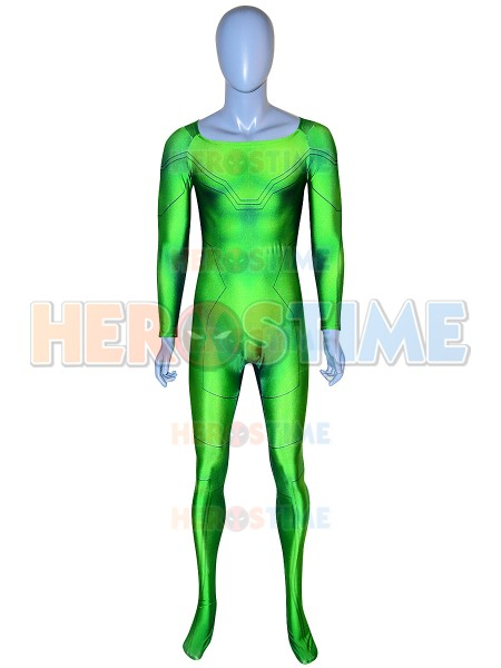 Pedro Shazam Family Captain Thunder Printing Cosplay Costume