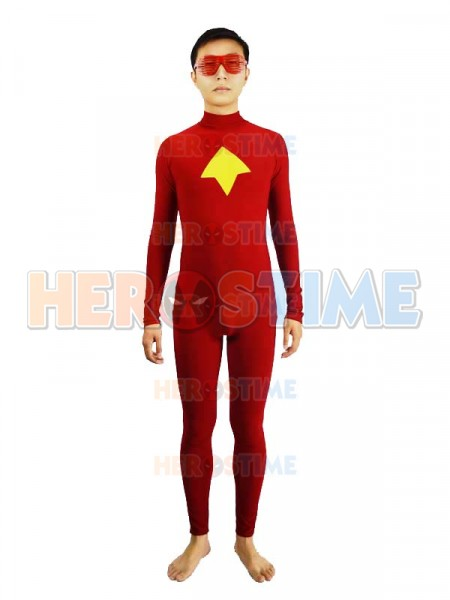DC Comics Speedy Mia Dearden Superhero Costume