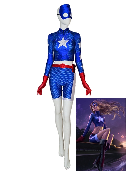 Stargirl Costume Adults And Kids Halloween Costume