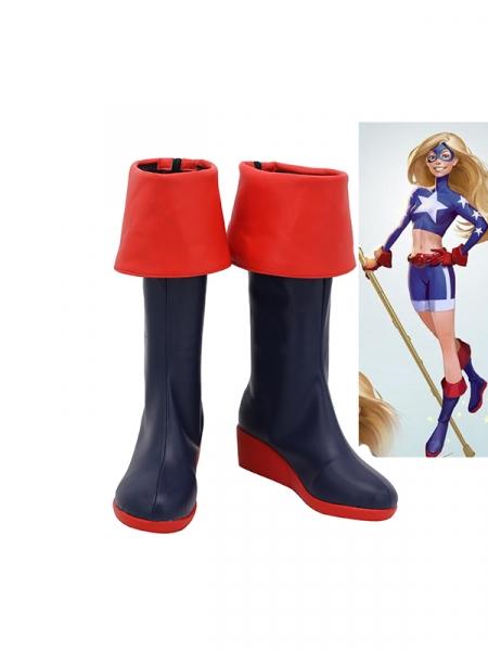 Stargirl Halloween Female Cosplay Boots