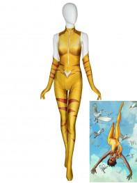 DC Comics Vixen Suit Superhero Cosplay Costume