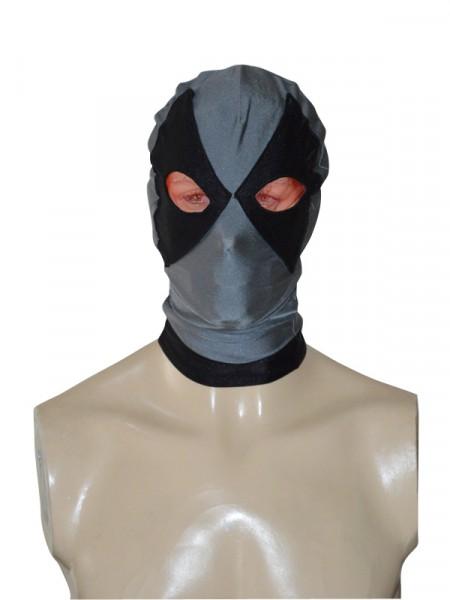 Capucha Negra Gris de Deadpool
