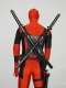 Marvel Comics Deadpool Cosplay Accessories Backpack