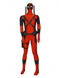 Deadpool Superhero Cosplay Accessories Full Set 2