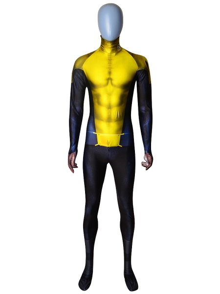 Traje de Negasonic Teenage Warhead de Deadpool para Hombres