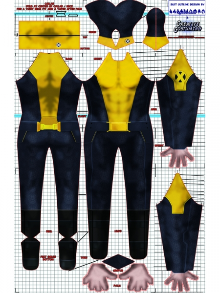 Negasonic Teenage Warhead Deadpool Superhero Cosplay Costume