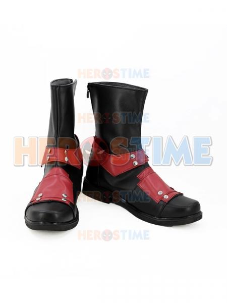 2018 Newest Deadpool 2 Cosplay Deadpool Superhero Boots