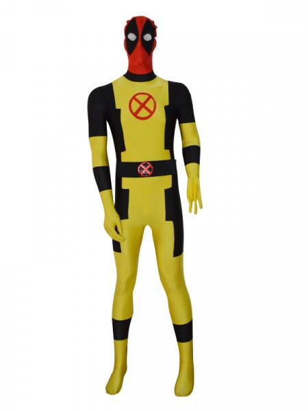 New Style Custom X-men Deadpool Costume