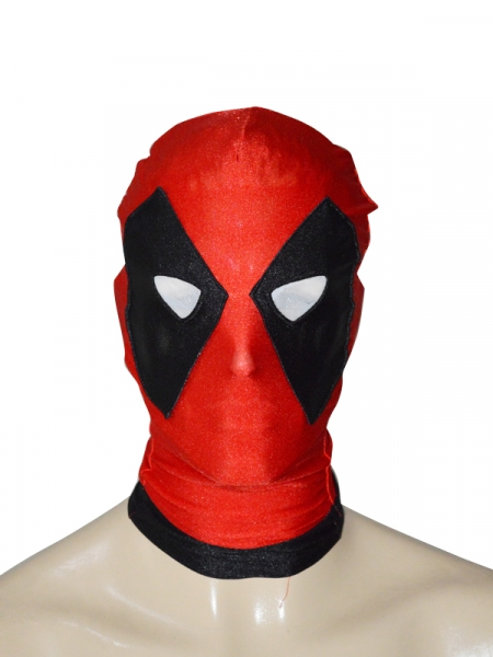 Newest Triangle Eyes Deadpool Hood