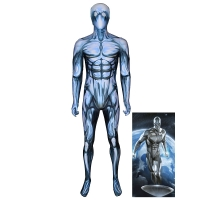 Fantastic Four Mr. Fantastic Spandex Superhero Costume