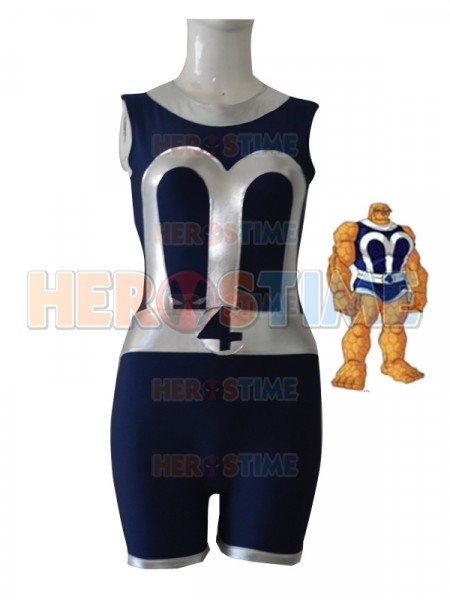 Fantastic Four Ben Grimm Superhero Jumpsuit