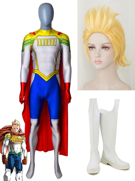 My Hero Academia Lemillion Cosplay Full Set