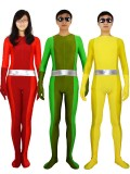 Totally Spies Spandex Superhero Cosplay Full Set