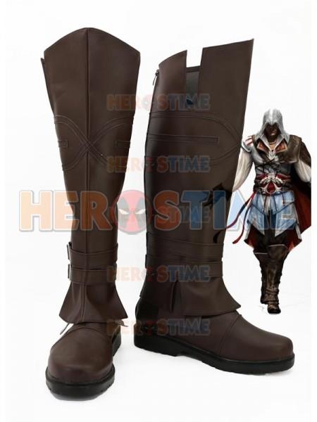Assassin's Creed  Botas de Ezio Auditore da Firenze Cosplay
