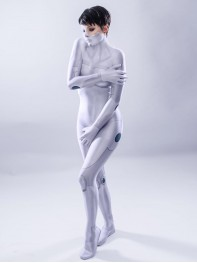 KARA Suit Detroit Become human Cosplay Android Kids Cosplay Costume