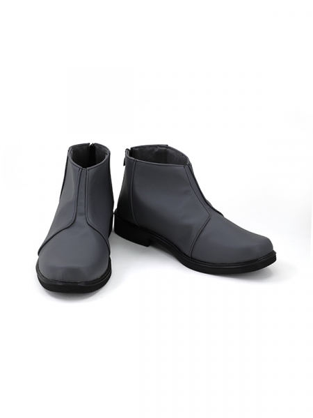 Detroit Become human Connor Game Cosplay Boots