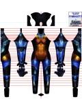 League of Legends  Disfraz de Kaisa Cosplay no Máscara
