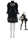 NieR Automata 2B Suit Cosplay Costume