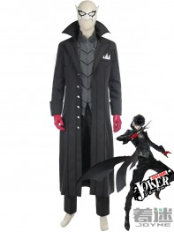 Video Game Persona 5 the Phantom Aka Joker Cosplay Costume