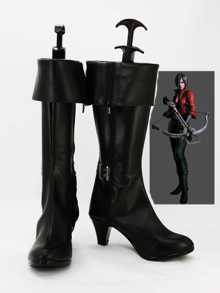Resident Evil Ada Wong Game Cosplay Boots