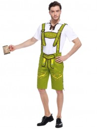 2017 Mens Oktoberfest Bavarian German Beer Fancy Costume