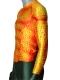 Aquaman Movie Suit Newest Aquaman Cosplay Costume NO Mask