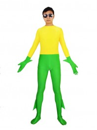 DC Comics Aquaman Spandex Superhero Costume