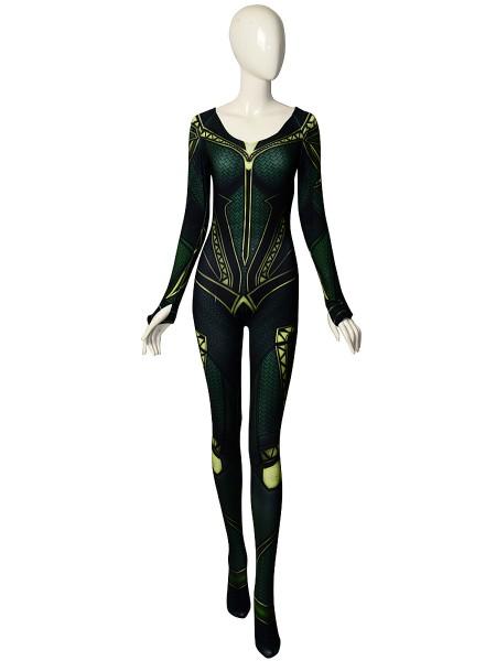 Disfraz de Mera de Justice League DC Comics