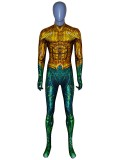 Mari Suit 2018 Film Version Aquaman Cosplay Costume