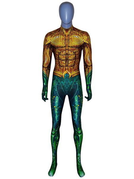Disfraz de Mari de 2018 Versión Cinematográfica de Aquaman Cosplay
