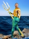 Newest Aquaman 2018 Film Version Aquaman Cosplay Costume
