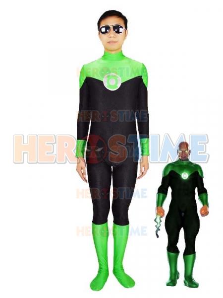 Traje de Spandex de Linterna Verde de DC Universe