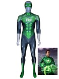 Green Lantern Costume Halloween Superhero Costume