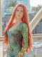 Mera Aquaman Movie Version Printing Cosplay Costume