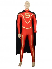 New Super-Man Costume Kenan Kong Superhero Costume