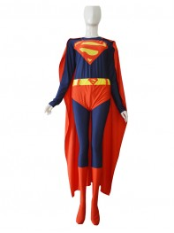 2014 Newest Superman Superhero Costume
