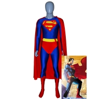 Traje de Superman DC Comics Traje clásico de Superman