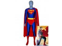 Traje de Superman DC Comics Traje clásico de Superman