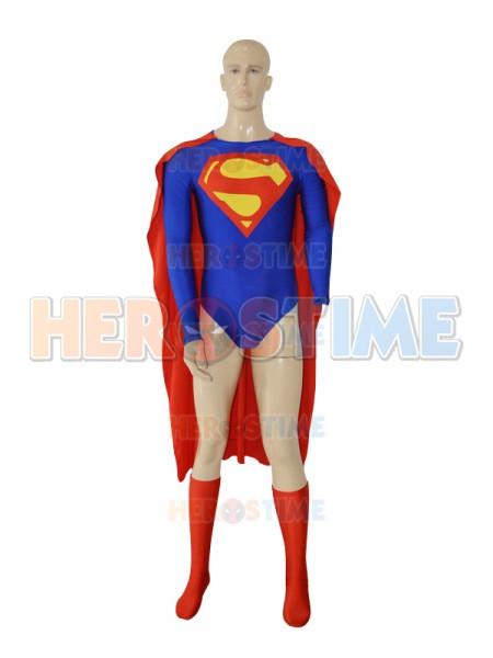 Nuevo Diseño  Mono de Spandex de Superman