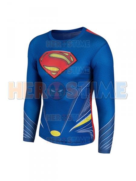 Newest Superman New Men's 3D Quick Dry T-shirt