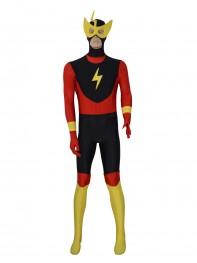 Custom New The Flash Superhero Costume