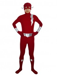 Newest The Flash Female Powerful Superhero Costume