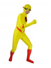The Kid Flash DC Comics Mens Superhero Costume