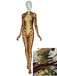 Cheetah Costume Wonder Woman 1984 Supervillain Costume