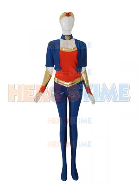 DC Comics Wonder Woman Spandex Superhero Costume
