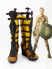 Wonder Woman Costume Princess Diana Cosplay Boots